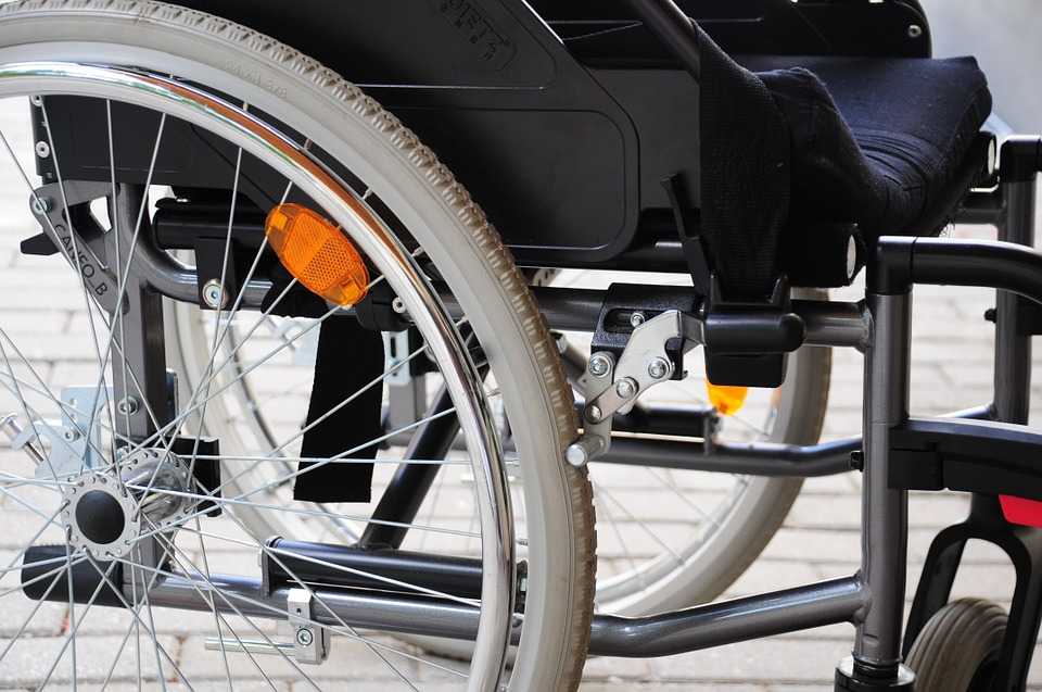 indemnisation accident avec handicap