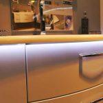 Le ruban LED pour apporter une touche d'authenticité à la salle de bains