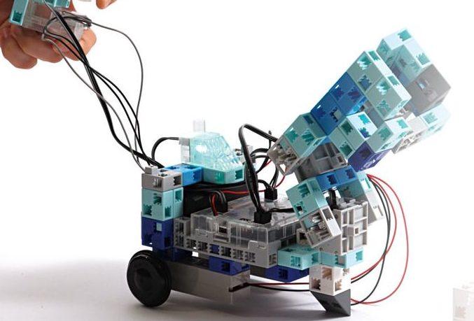 kit robot pour apprendre la programmation