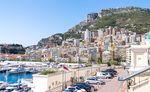 VIP trip in luxury sedan in Monaco