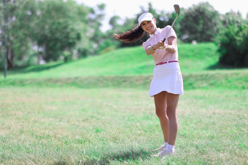matériel de golf pour femme